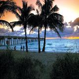 Sunrise at Dania Beach