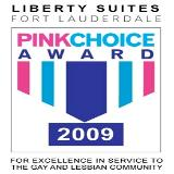 2007, 2008 & 2009 Pink Choice Award Winner